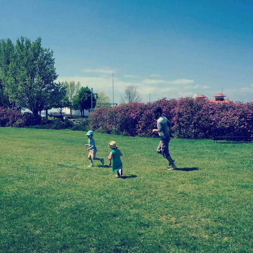 Burlington avec de jeunes enfants quoi faire