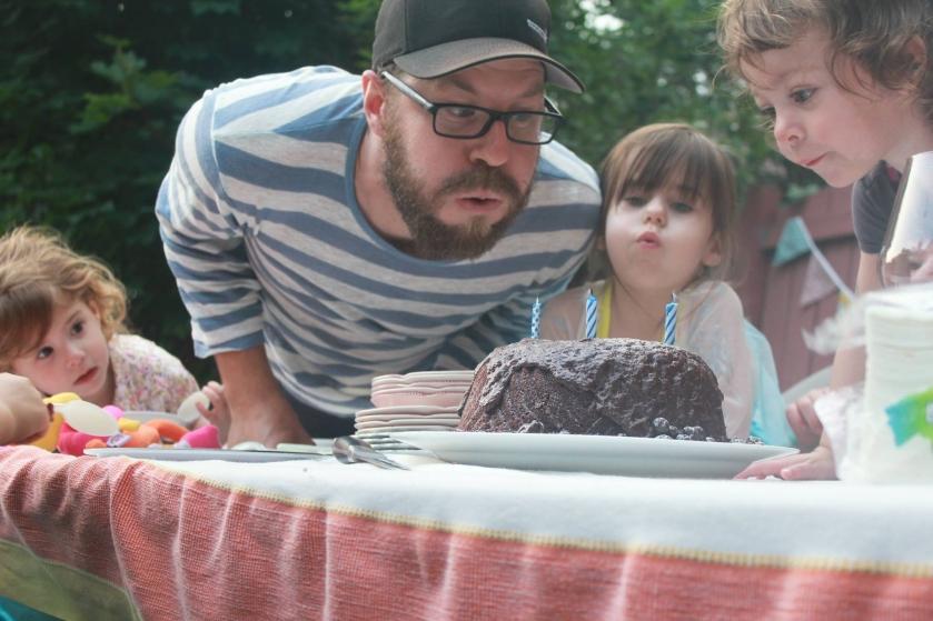 fête jipé gâteau