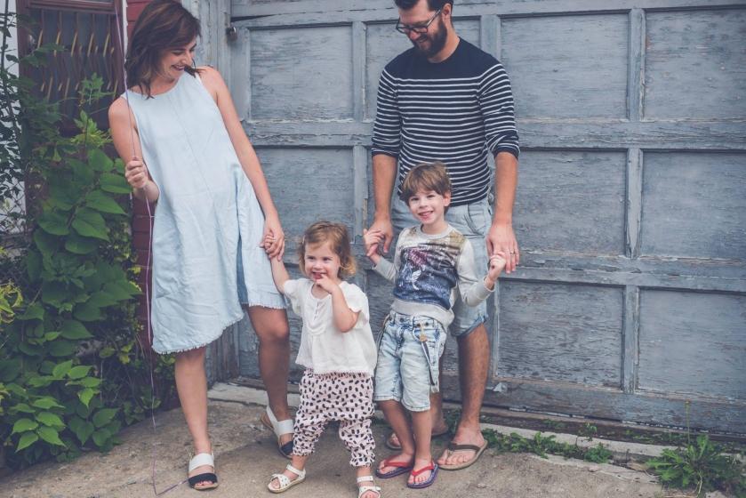 Famille séance photo