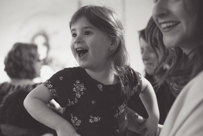 Lancement Maman a un plan Martha sourire